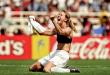 Brandi Chastain öröme része lett a futball történelmének