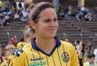 AGSM VERONA vs MOZZANICA. 02-05-2015. Serie A Calcio Femminile 2014-2015. Stadium AGSM Olivieri di Via Sogare - Damiano Buffo Photographer